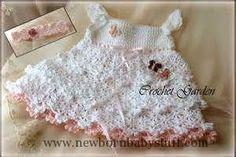 Crochet Baby Dress Free Crochet Baby Dress Pattern