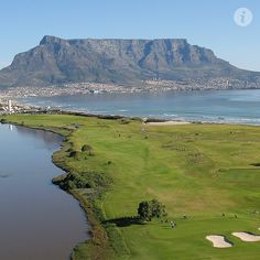 Milnerton Golf Course Cape Town We are living in Milnerton. And we have the most beatiful vue to Tablemountain. I use the beach every day for walking with my three dogs.