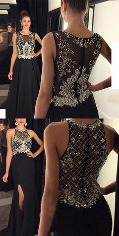 black long prom dresses, elegant long black prom dresses, dresses for women,cheap prom dresses. 2017 cheap prom dresses