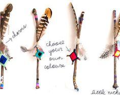 Mexican God's Eye | ojos de dios mexican dreamcatcher v oodoo feather stick god's eye ...