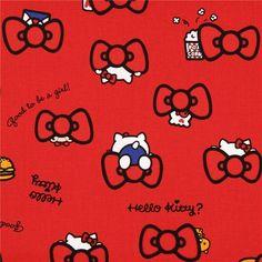 http://www.kawaiifabric.com/en/p8561-red-Hello-Kitty-red-bow-oxford-fabric.html