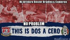 Huge match Tuesday September 10, 2013 between USMNT and Mexico. Played in Columbus will it be Dos a Cero again?