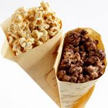 Kuorrutettu popcorn - reseptit - Dansukker Popcorn, Something Sweet, No Bake Desserts, Candies, Cereal, Baking, Breakfast, Food, Morning Coffee