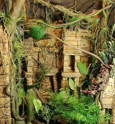 I want this for a poison dart frog vivarium!!!! | Vivarium ...