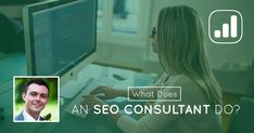 What does an SEO consultant do? Read our in-depth guide on the role of an SEO consultant and 50 reasons why your business needs one. Marketing Budget, Seo Marketing, Online Marketing, Digital Marketing, Seo Specialist, Seo Ranking, Seo Consultant, Seo Strategy, Seo Tools