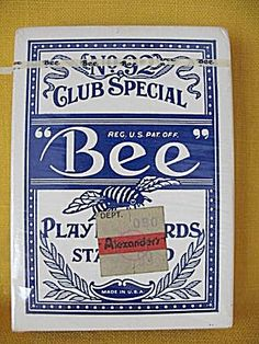 Club Special Playing Cards