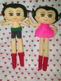 astro boy and uran