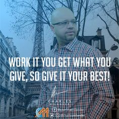 Work It You get what you give, so give it your best!. Ask Me How You Can Make 5oo Everyday Income? send me DM or click on the profile link  #working #founder #startup #money #magazine #moneymaker #startuplife #successful #passion #inspiredaily #hardwork #hardworkpaysoff #desire #motivation #motivational #lifestyle #happiness #entrepreneur #entrepreneurs #entrepreneurship #entrepreneurlife #business #businessman #quoteoftheday #businessowner #businesswoman