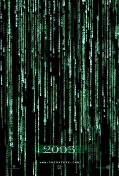 The Matrix Reloaded Movie Poster - Internet Movie Poster Awards Gallery