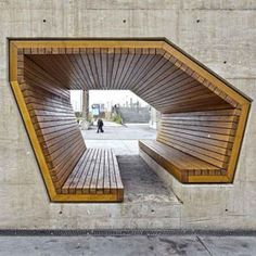 Interesting idea for meeting space