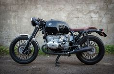 Really gorgeous BMW R100 build