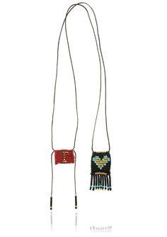 Zoe Kompitsi   Black Personalized Heart Necklace