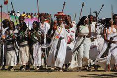 Cultural festival, Mekelle, Ethiopia