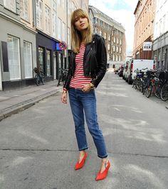 (via CASH & ROCKET COUNTDOWN - Look De Pernille) #fashion #style