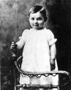 Clark Gable @ 18 mos. old Frankly my dear....