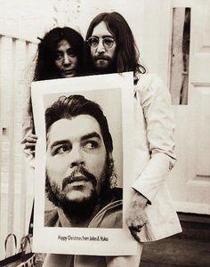 John, Yoko and Che
