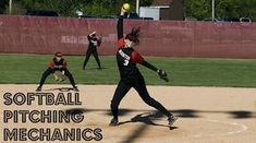 The purpose of these softball pitching drills is to help a pitcher become more powerful, maintain a good power line, and improve pitching mechanics quality. Softball Coach, Softball Bats, Girls Softball, Fastpitch Softball, Baseball Bats, Basketball Equipment, Basketball Goals, Basketball Leagues, Softball Pitching Drills