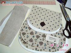 DIY How to Sew a Simple Summer Handbag   iCreativeIdeas.com Like Us on Facebook ==> https://www.facebook.com/icreativeideas