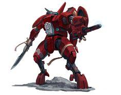 Tau Empire, Warhammer 40k Art, Alien Concept, Greater Good, Deadpool, Sci Fi, Superhero, Fictional Characters, Pose