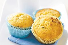 These deliciously moist cupcakes are pure temptation!