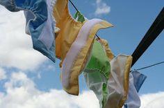 Purposeful Homemaking: How to Cloth Diaper
