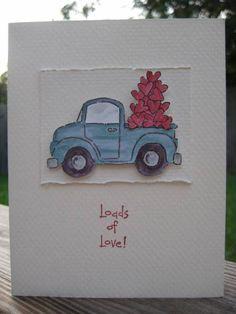 Loads of Love Card.