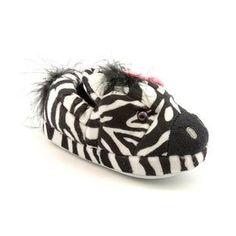 fluffy zebrashoes