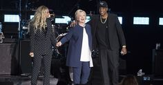 Jay Z Repeatedly Drops N-word, F-bomb During Concert For Hillary Clinton » Alex Jones' Infowars: There's a war on for your mind!