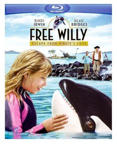 Free Willy: Escape from Pirate's Cove (2010); Willy 4