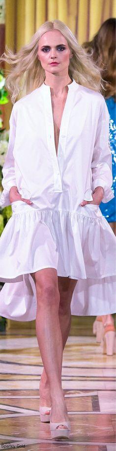 Yulia Yanina Cruise 2015 RTW