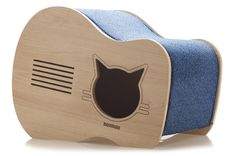 MARIACHI Cat bed, scratcher and cat cave Tap the link for an awesome selection cat and kitten products for your feline companion! Boring Cat, Cat Climbing Tree, Cat Tent, Scary Cat, Pet Hotel, Puppy House, Pet Furniture, Cat Wall, Animal House