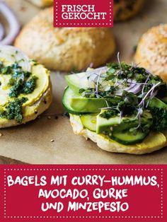 Hummus, Curry, Salmon Burgers, Avocado Toast, Snacks, Breakfast, Ethnic Recipes, Spreads, Mint