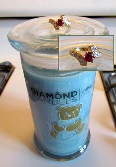 #DiamondCandles and #PinninglyBeautiful.