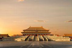 15 Lugares Famosos e seus arredores desconhecidos- A Cidade Proibida (China)-