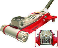 Aluminum Racing Jack - 3 Ton just at $405.00