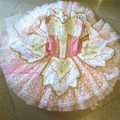 girls adult professional ballet tutu pink classical pancake platter competition performance tutus ballerina dance skirt costume(China (Mainland))