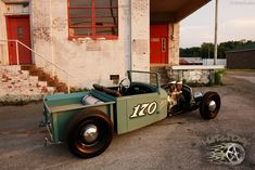 28 Ford with Stude Power Rear