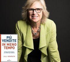 More sales less time: Jill Konrath interview. Sales strategy digital rivolution. ROI Edizioni launched italian version Più vendite in meno tempo.