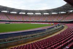 Napoli: ecco cosa si nasconde sotto i sedili dello stadio San Paolo - Spettegolando