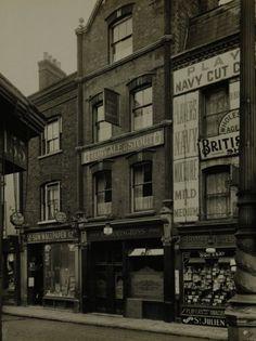 Portsmouth Street C: 1900