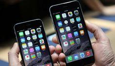 De los Envíos del iPhone 6 de Apple, el 60% son iPhone 6 Plus