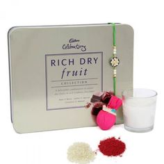 Rich Dry Fruit Pack of chocolates for Bhai dooj Raksha Bandhan Gifts, Rakhi Gifts, Gifts For Brother, Dried Fruit, Online Gifts, Hamper, Packing, Place Card Holders