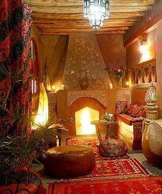 Arabian House Decor
