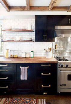 Cucine nere (Foto 26/39) | Design Mag
