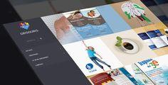 Création d'un site Internet type portfolio pour notre partenaire privilégiée Grisouris.