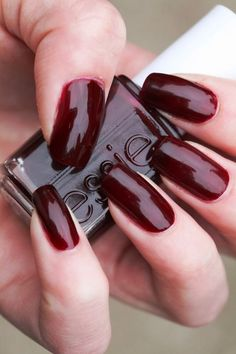 Nice bloody nails
