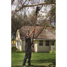 Pole Electric Chainsaw Amp 10 8 Branch Tree New Trimmer Chainsaw Inch Remington Best Electric Chainsaw, Fall Clean Up, Yard Tools, Telescopic Pole, Amp, Ebay, Xmas Ideas