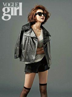 Go Joon Hee – Vogue Girl Magazine August Issue '12