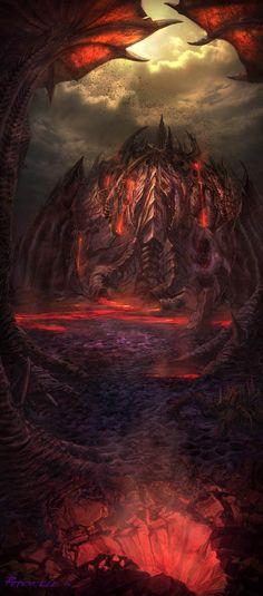 Char Sara, planeta de los Zerg