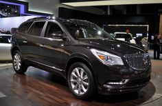 2015 Buick Enclave - Engine and Features